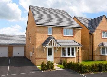 "Thumbnail 4 bedroom detached house for sale in ""Chesham"" at Bruntcliffe Road, Morley, Leeds"