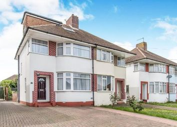 Thumbnail 4 bed semi-detached house for sale in Greenway, Chatham, Kent