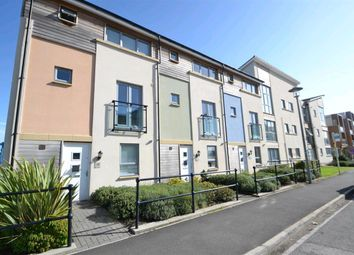 Thumbnail 3 bed town house for sale in Newfoundland Way, Portishead, Bristol
