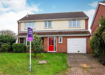 Thumbnail 3 bed detached house for sale in Ferndown, Great Coates
