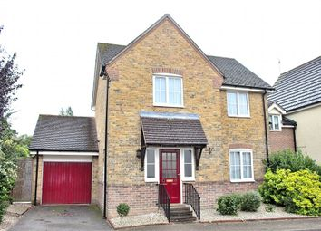 Thumbnail 3 bed detached house for sale in Lukins Drive, Dunmow