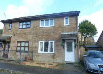 Thumbnail 3 bed semi-detached house for sale in Dan Y Bryn, Caerau, Maesteg, Mid Glamorgan