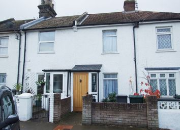 Thumbnail 2 bed terraced house to rent in Myrtle Road, Eastbourne