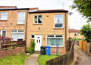 Thumbnail 3 bed end terrace house for sale in Westland Grove, Sheffield
