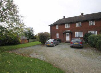 Thumbnail 3 bed semi-detached house to rent in Ensdon, Montford Bridge, Shrewsbury