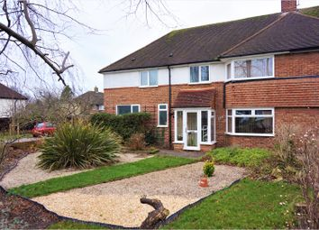 Thumbnail 4 bed semi-detached house for sale in Fencepiece Road, Chigwell