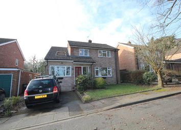Thumbnail 4 bed detached house for sale in 32 Hanley Road, Malvern, Worcestershire