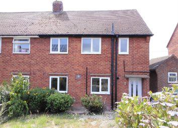 3 bed semi-detached house for sale in Kilton Glade, Worksop, Nottinghamshire S81