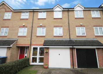 Thumbnail 5 bed town house for sale in Westminster Drive, Palmers Green, London