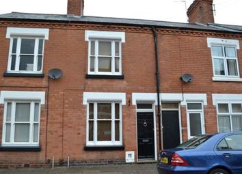 Thumbnail 2 bedroom terraced house to rent in Bulwer Road, Clarendon Park, Leicester