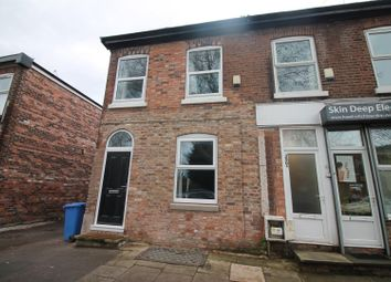 Thumbnail 3 bed end terrace house to rent in Flixton Road, Urmston, Manchester