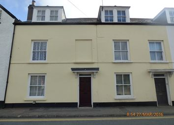 Thumbnail 4 bed town house to rent in High Street, Topsham, Exeter