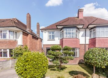 Thumbnail 3 bed semi-detached house for sale in East Cliff Road, Tunbridge Wells, Kent