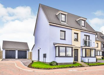 Thumbnail 5 bedroom detached house for sale in Crompton Way, Ogmore By Sea, Bridgend