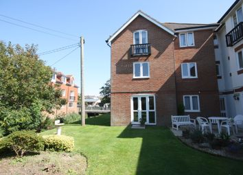 Thumbnail 2 bed flat for sale in Sea Road, Milford On Sea
