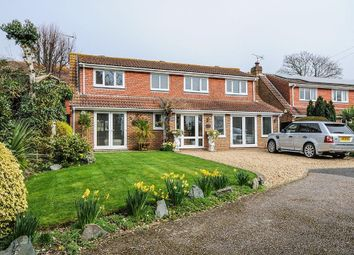 Thumbnail 4 bed detached house for sale in Bluebells, Lower Salvington, Worthing, West Sussex