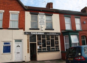 Thumbnail Retail premises for sale in Bagot Street, Liverpool