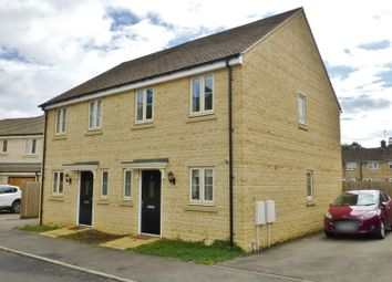 Thumbnail 2 bedroom semi-detached house for sale in Jubilee Gardens, Cottesmore, Oakham