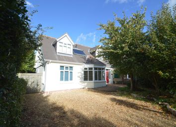 Thumbnail 4 bed detached house for sale in Playstreet Lane, Ryde