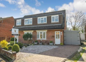 Thumbnail 3 bed semi-detached house for sale in Whitebeam Road, Hedge End, Southampton, Hampshire