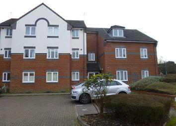 Thumbnail 1 bed flat to rent in Brambling Close, Bushey