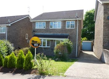 Thumbnail 4 bed detached house to rent in St. Kingsmark Avenue, Chepstow