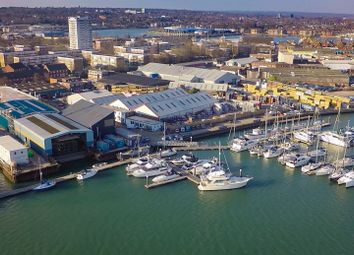 Thumbnail Office to let in Unit 3d, Ocean Quay Marina, Belvidere Road, Southampton
