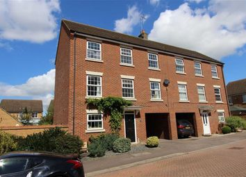 Thumbnail 5 bed town house for sale in Cormorant Way, Leighton Buzzard