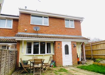 Thumbnail 2 bed property to rent in Alder Close, Swindon