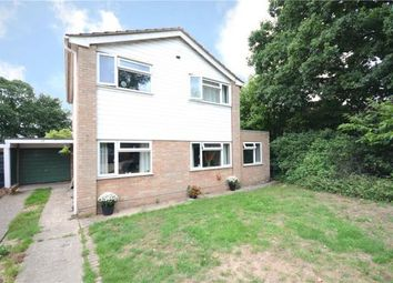 Thumbnail 4 bed detached house for sale in Firtree Close, Little Sandhurst, Berkshire