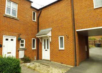 Thumbnail 2 bed terraced house for sale in Bloxsom Close, Bagworth, Coalville, Leicestershire