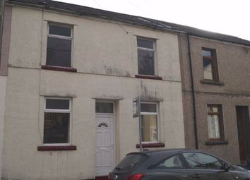 Thumbnail 2 bed terraced house for sale in Fforchaman Road, Cwmaman, Aberdare