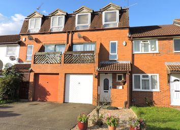 Thumbnail 4 bed town house for sale in Marsom Grove, Luton