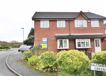 Thumbnail 3 bed semi-detached house for sale in Falconers Green, Wigan
