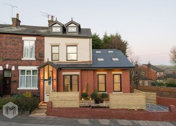 Thumbnail 3 bed end terrace house for sale in Brandlesholme Road, Greenmount, Bury