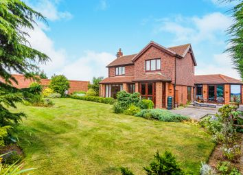 Thumbnail 5 bed farmhouse for sale in Brands Lane Off Swinston Hill Road, Dinnington, Sheffield