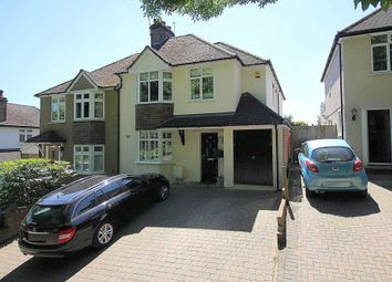 Thumbnail 4 bed semi-detached house for sale in Bury Hill, Hemel Hempstead