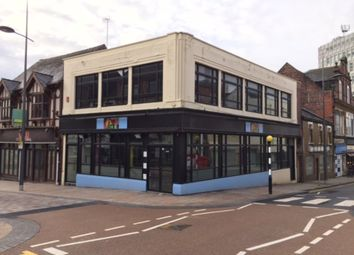 Thumbnail Restaurant/cafe for sale in 62-64, Piccadilly, Hanley, Stoke-On-Trent, Staffordshire