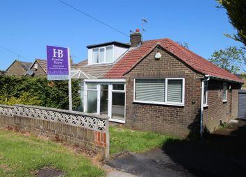 Thumbnail 2 bed bungalow for sale in Crack Lane, Wilsden, Bradford