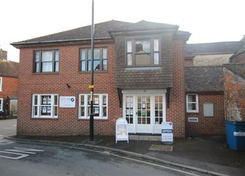 Thumbnail Office for sale in Market Place, Sturminster Newton