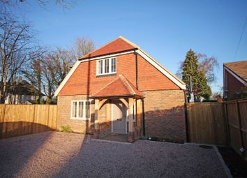 Thumbnail 4 bed detached house for sale in Balcombe Road, Horley