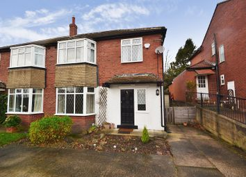 Thumbnail 3 bed semi-detached house to rent in The Avenue, Alwoodley, Leeds
