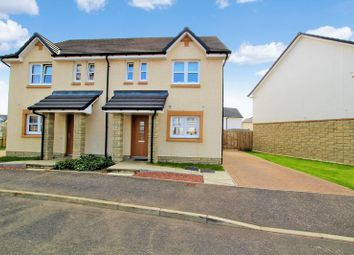 Thumbnail 3 bedroom villa for sale in Edison Court, Motherwell