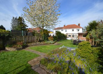 Thumbnail 3 bed semi-detached house for sale in Dixon Road, Sprowston, Norwich