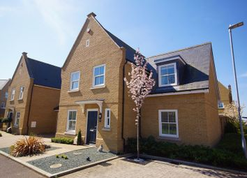 Thumbnail 4 bed detached house for sale in Gunners Rise, Shoeburyness, Southend-On-Sea
