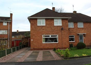 Thumbnail 3 bed semi-detached house to rent in Chelmarsh Ave, Wolverhampton