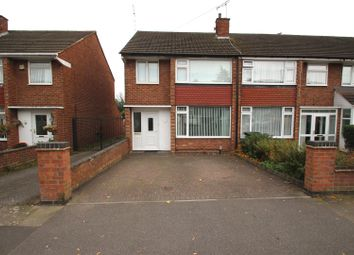 Thumbnail 3 bed end terrace house for sale in Armscott Road, Wyken, Coventry