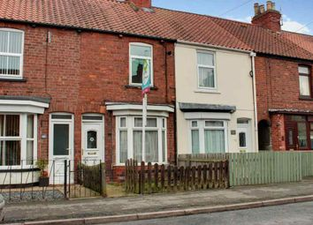 Thumbnail 2 bed terraced house for sale in Beaver Road, Beverley