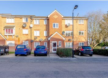 Thumbnail 1 bed flat for sale in Streamside Close, London, London