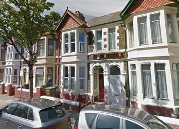 Thumbnail 5 bed terraced house to rent in Inglefield Avenue, Heath, Cardiff